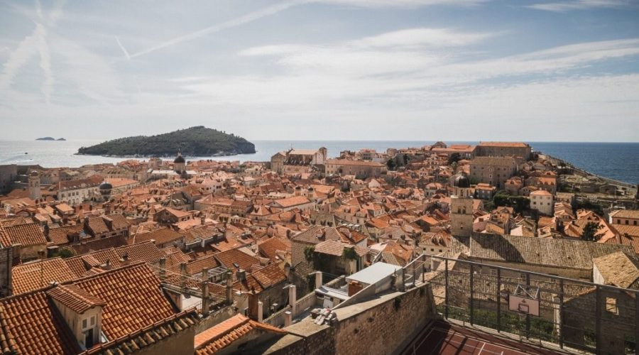 dubrovnik city walls game of thrones