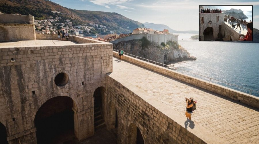fort lovrijenac game of thrones dubrovnik