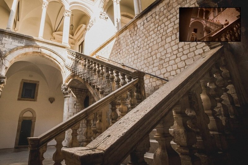 The Rectors Palace Game Of Thrones Tours Dubrovnik