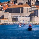 jet ski dubrovnik game of thrones tour